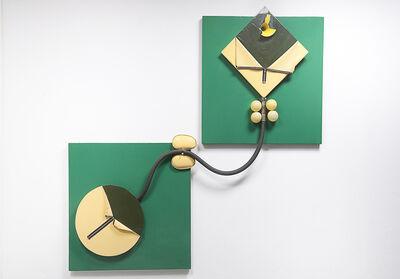 Miguel Angel Cardenas, 'Green Couple ', 1964