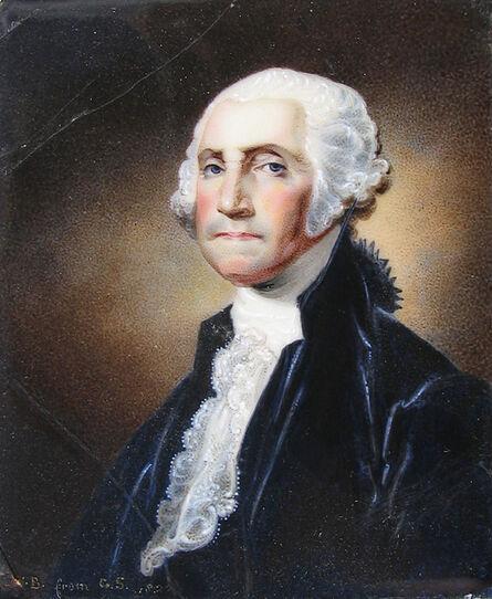 William Birch, 'George Washington', 1822