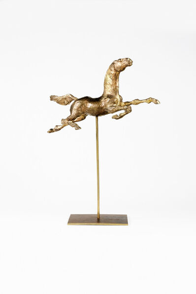 Alfred Czerny, 'Fliegendes Pferd (Flying Horse)', 1962