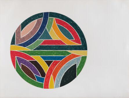 Frank Stella, 'Sinjerli Variation IV, from Sinjerli Variations', 1977