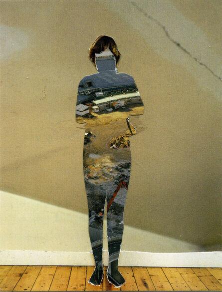 Melinda Gibson, 'Photomontage XXVII, (taken from pages 93, 112, 125)', 2009-2011