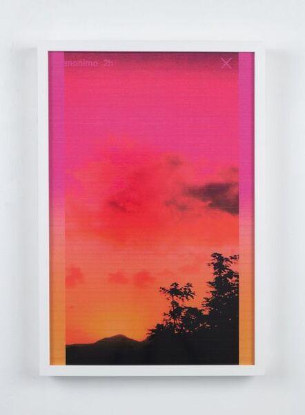 Lionel Cruet, 'Dusk/Daybreak 1', 2020