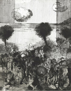 Diarmuid Delargy, 'Horse of Mirrors'