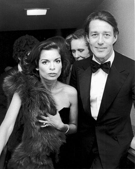 Ron Galella, 'Bianca Jagger and Halston, The Metropolitan Museum of Art Costume Institute Gala, New York', 1976