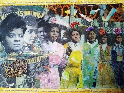 Rosalind Bloom, 'Black Suffragists', 2020