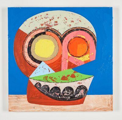 Jonathan Edelhuber, 'Quarantine Skull', 2021