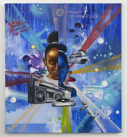 Chris DAZE Ellis, 'Summer Soundtrack', 2015