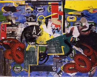 Nancy Grossman, 'Snake Still-Life with Swimming Pool', 1993
