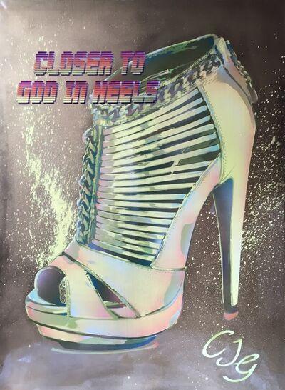 Max Wiedemann, 'Closer to God in Heels (CJG)', 2012