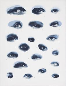 Sean Mellyn, 'Eyechart', 2010