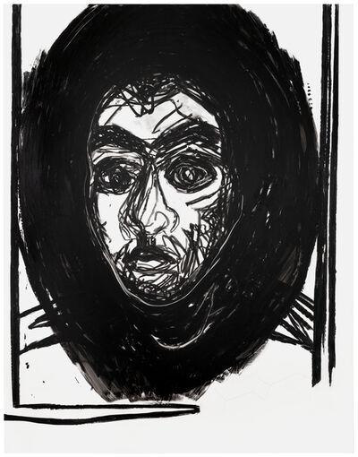 Otto Zitko, 'Fenstergucker (Selbstportrait)', 2000-2020