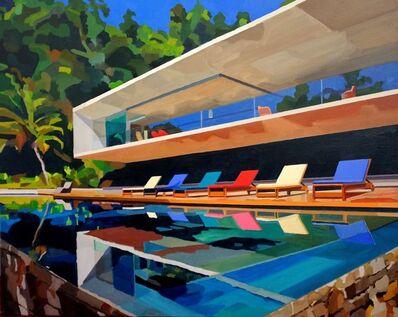Andy Burgess, 'Brazil House', 2015