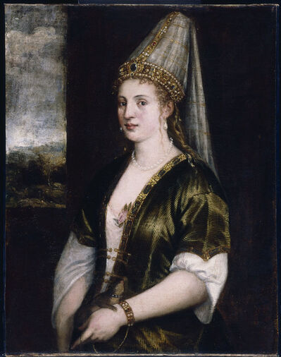Titian, 'La Sultana Rossa'