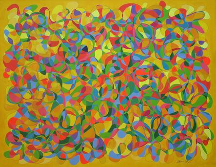Gustavo Muci, 'Flor de la Vida VII', 2017