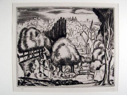 André Derain, 'Paysage (le Morin)', 1911