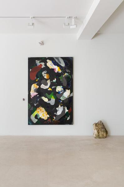 Cristina Lucas, 'Composition. Environment Is Us (Istvan Kenyeres), Black Background', 2020