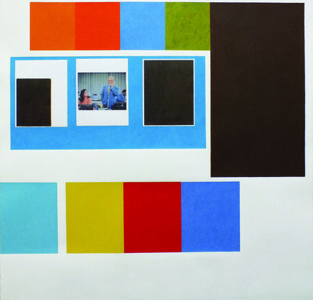 David X Levine, 'Mark Brown', 2014