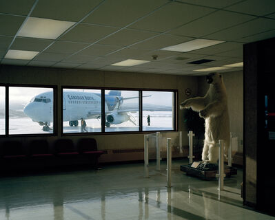 Eamon Mac Mahon, 'Inuvik Airport', 2008