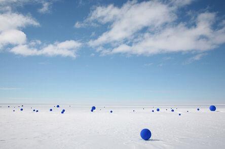 Lita Albuquerque, 'Stellar Axis: Antarctica'