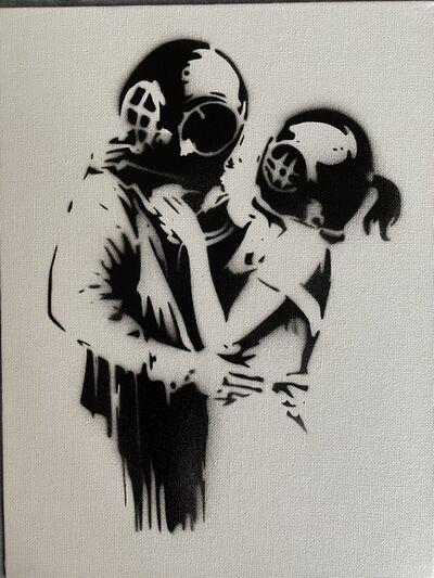 Banksy, 'BANKSY DISMALAND- THINK TANK', 2015