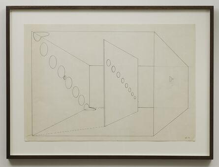 Nancy Holt, 'Untitled (Holes of Light)', 1973