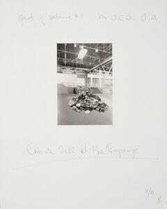 David Ireland, 'Untitled (Part of Scheme #1 M.O.C.A. L.A.)', 1988