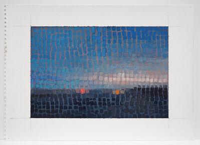 Adam Straus, 'Mosaic: Sunset With 2 Lights', 2015