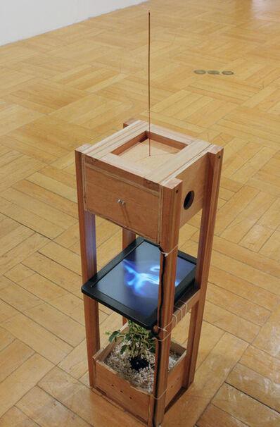 Fernando Velázquez (b. 1970), 'Sinopse', 2010