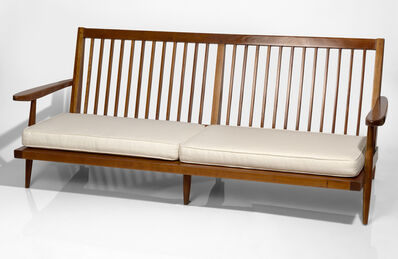 George Nakashima, 'Sofa ', 1965