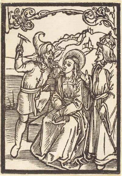 Albrecht Dürer, 'Saint Apollonia', ca. 1500