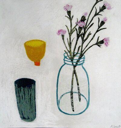 Angela A'Court, 'Yellow Pot in Between ', 2012