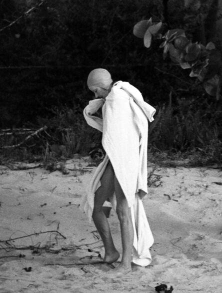 Harry Benson, 'Greta Garbo, Antigua', 1976