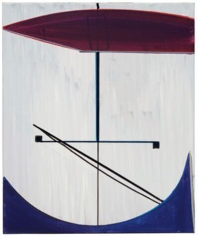 Thomas Scheibitz, 'Landmann', 2006