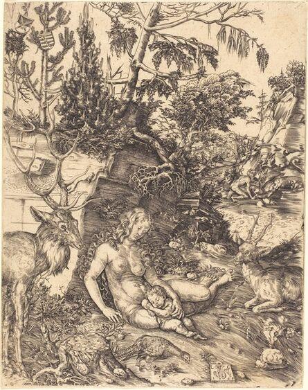 Lucas Cranach the Elder, 'The Penance of Saint John Chrysostom'