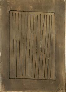 Arturo Vermi, 'Diario', 1962
