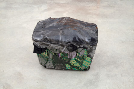 Kevin Beasley, 'Untitled (chest)', 2014