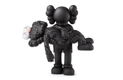KAWS, 'Products Gone (Black)', 2019