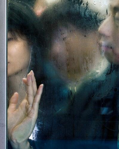 Michael Wolf (b. 1954), 'Tokyo Compression 22', 2010