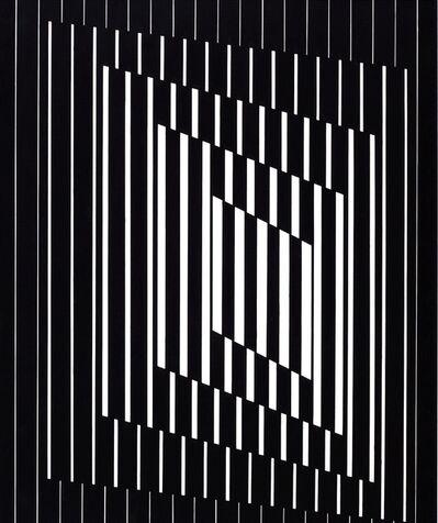 Victor Vasarely, 'Etude Bora IIa', 1964