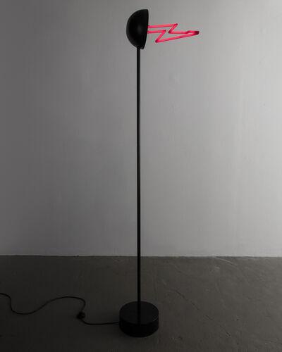 "Lapo Binazzi, '""Pinocchio"" Floor Lamp', ca. 1985"