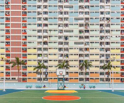 Ludwig Favre, 'Hong Kong Playground', 2016