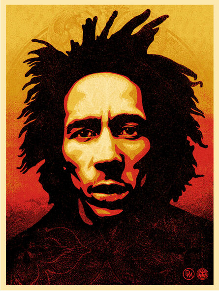 Shepard Fairey, 'Bob Marley', 2014