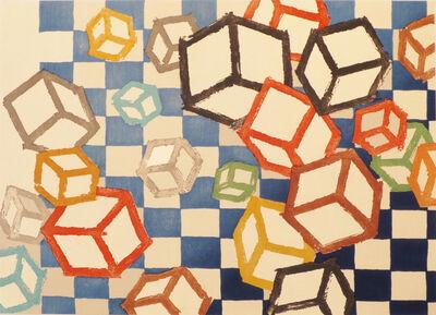 Mel Bochner, 'From Floating World   ', 1990