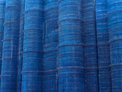 Peter Steinhauer, 'Blue Cocoon #1, Hong Kong'
