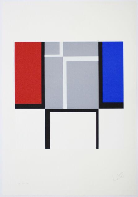 Leon Polk Smith, 'Werkubersicht/Work-Overview B', 1947-1987