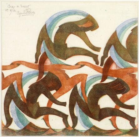 Cyril Power, 'Corps de Ballet', 1932
