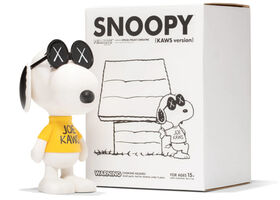 KAWS, 'Peanuts Joe Snoopy ', 2011