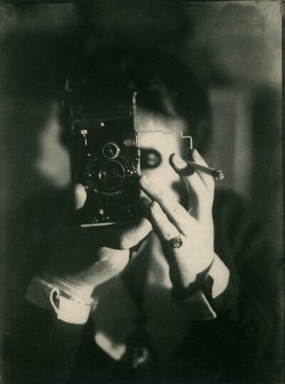 Germaine Krull, 'Self-Portrait with Camera', 1925