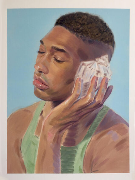 Kris Knight, 'The Shell Collector', 2019