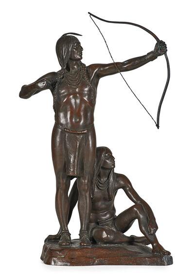 Cyrus Edwin Dallin, 'Archery Lesson', 1907